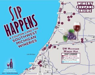 Sip Happens Winery Coupon Card 2021 Cover - Compressed