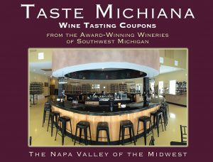 Taste Michiana Wine Card