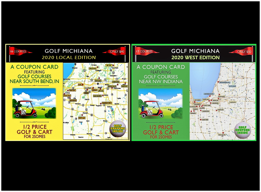 2020 Golf Michiana West and Local Combo