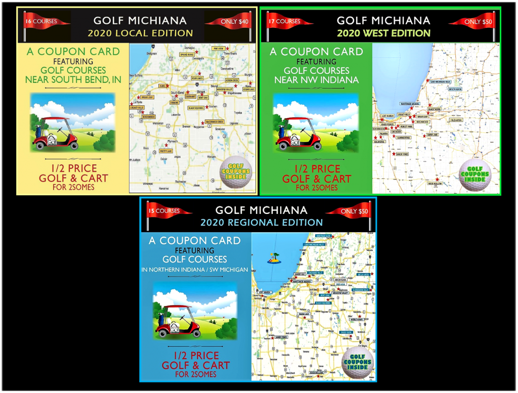 2020 Golf Michiana - Michiana Combo - Local West and Regional
