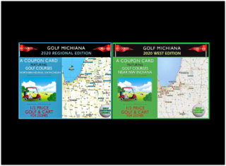2020 Golf Michiana Regional and West Combo