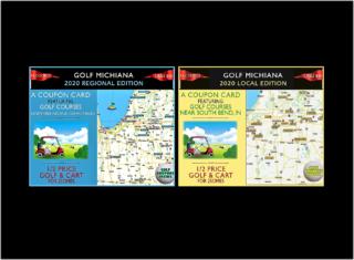 2020 Regional and Local Golf Michiana Combo