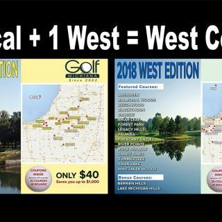 Golf Michiana Local + West COMBO