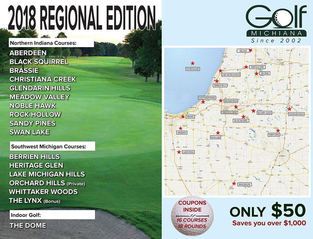 Golf Michiana Regional Edition
