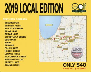 LOCAL Golf Michiana Cover 2019