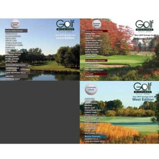 Golf Savings card Michiana local regional west