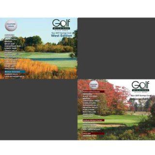 Golf Michiana Regional Combo