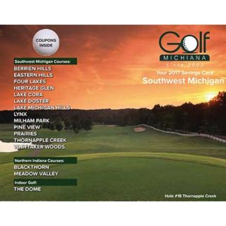 Golf Michiana Soutwest MIchigan Edition
