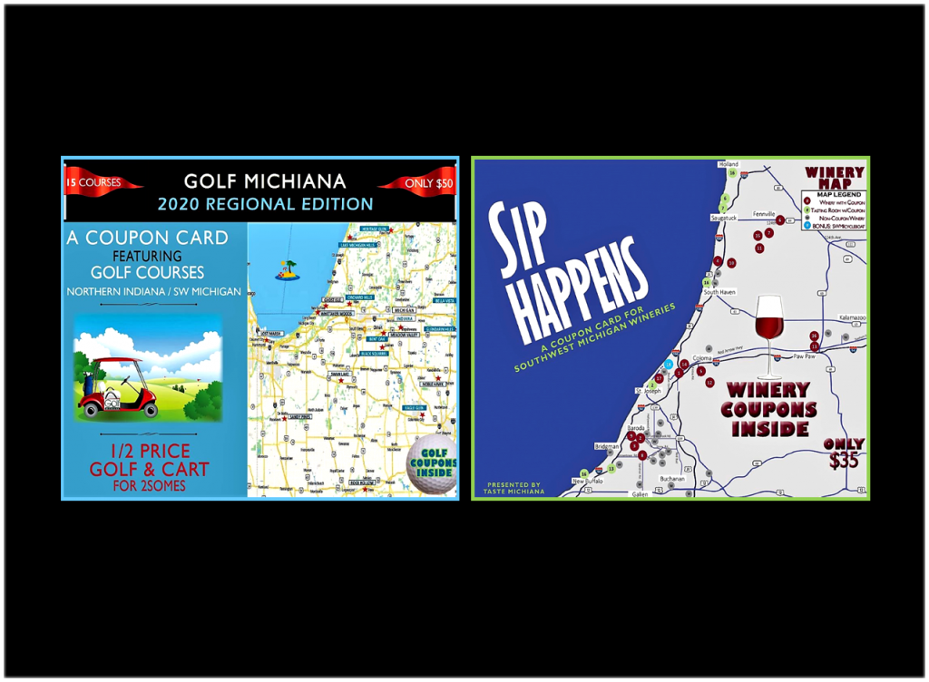 2020 Golf Michiana Regional and Sip Happens Combo