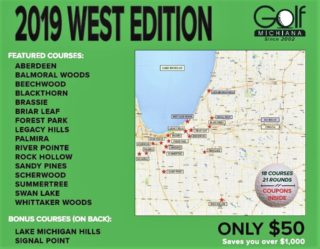 Golf Michiana West Cover