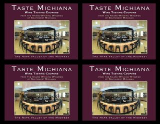 four Taste Michiana cards