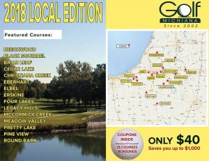 local golf disociunts for south bend indiana and southwest michigan