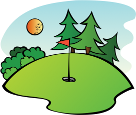 Golf Hole and Course