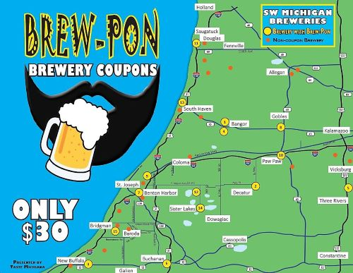 Brew-Pon Brewery Coupons Cover - 500px