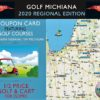 2020 Golf Michiana Regional Cover