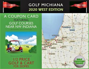 2020 Golf Michiana West Cover