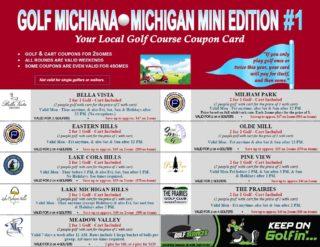 #1 Michigan Mini Card Exp Nov 2021