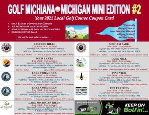 #2 Michigan Mini Golf Michiana FRONT